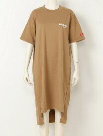 【SALE/50%OFF】MILKFED. LA CA 1995 TEE DRESS ミルクフェド ワンピース【RBA_S】【RBA_E】
