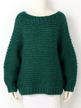 HAND KNIT BOXY TOPS
