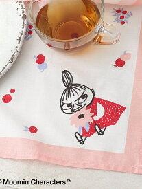 Afternoon Tea Moomin×Afternoon Tea/ランチクロス アフタヌーンティー・リビング 生活雑貨 キッチン/ダイニング レッド