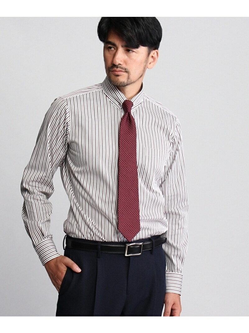 【SALE/60%OFF】TAKEO KIKUCHI [Product Notes Japan]ストライプピンホールカラーシャツ タケオキクチ シャツ/ブラウス【RBA_S】【RBA_E】【送料無料】