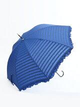 ボーダー星空柄長傘