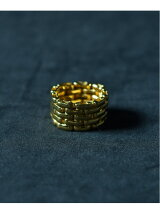 "LAVER ラバー別注 / NO.16 ""5-LINKS RING"" : W.W EXCLUSIVE"