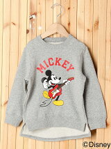 MICKEY/CREW SWEAT MAKES SOUND