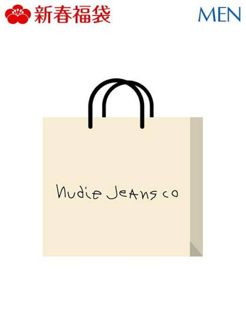 nudie jeans [2019新春福袋] nudie jeans ヌーディージーンズ / フランクリンアンドマーシャル その他【先行予約】*【送料無料】