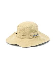 Marmot (U)Slouch Hat マーモット 帽子/ヘア小物 ハット ベージュ ネイビー レッド【送料無料】