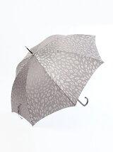 アニマルジャカード柄 長傘