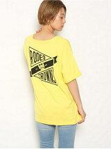 フラッグ ロゴ Tシャツ
