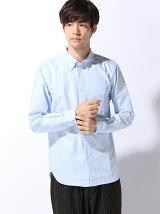 (M)オーガニックコットンシャツ長袖