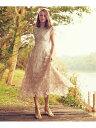 Noela 10th Anniversary Dress ノエラ ワンピース ノースリーブワンピース ホワイト パープル【送料無料】