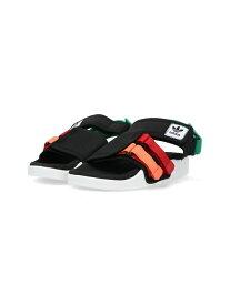 adidas Originals ニューアディレッタ サンダル [New Adilette Sandals] アディダスオリジナルス アディダス シューズ サンダル/ミュール ブラック ホワイト【送料無料】