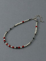 METAL BEADS ANKLET