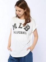 ANAP両面プリントロールアップTシャツ