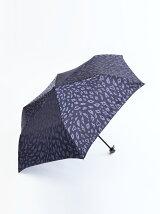 アニマルジャカード柄 折りたたみ傘
