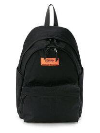 ADPOSION ADPOSION/(W)【UNIVERSAL OVERALL】 Slant daypack テットオム バッグ リュック/バックパック ブラック グレー ブラウン ブルー【送料無料】