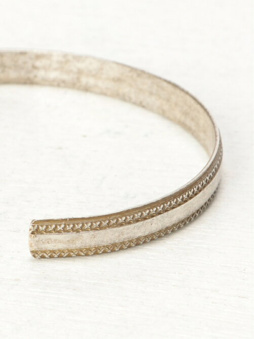 ojo de mex/(M)Brass Bangle
