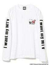 MTV by BEAMS BOY / ロングスリーブ Tシャツ エムティービー ビームスボーイ ロンT