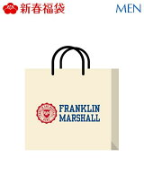 [2019新春福袋] FRANKLIN&MARSHALL