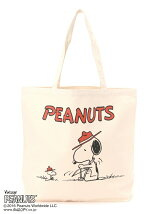 SNOOPY TOTE【トートバッグ】