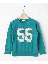 【150cmまで】マイクロブラッシュナンバーTシャツ