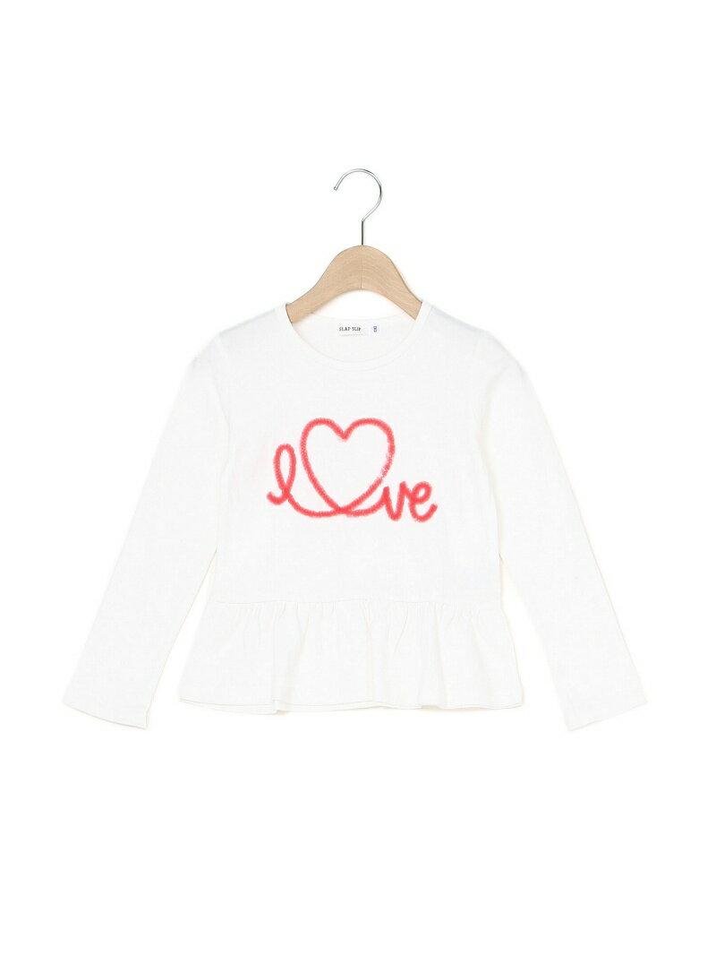 【SALE/50%OFF】天竺チュール刺繍Tシャツ ベベ オンライン ストア カットソー【RBA_S】【RBA_E】