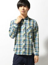 (M)QD Check L/S Shirt