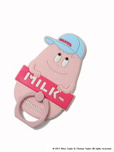 MILKFED×BARBAPAPA SMART PHONE RING