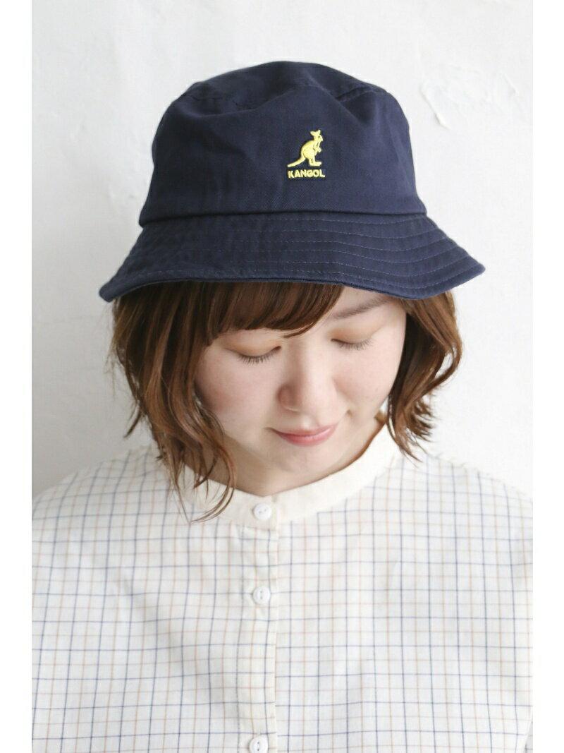 LBC with Life 【KANGOL】カンゴール ウォッシュドバケットハット エルビーシー 帽子/ヘア小物【送料無料】