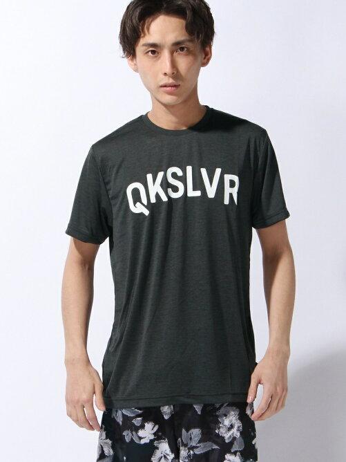 ロゴ速乾サーフTシャツ MW LIFE SS