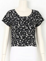 CHOOSE LACE UP 2WAY TOP