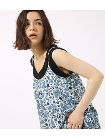 【SALE/50%OFF】AZUL by moussy ペイズリープリントシフォンキャミ アズールバイマウジー カットソー【RBA_S】【RBA_E】