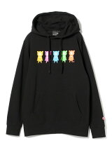 【SPECIAL PRICE】The Wonderful! design works. / Multi Bears Hoodie BEAMS ビームス