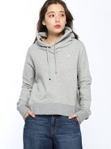 (W)HOODED SWEAT