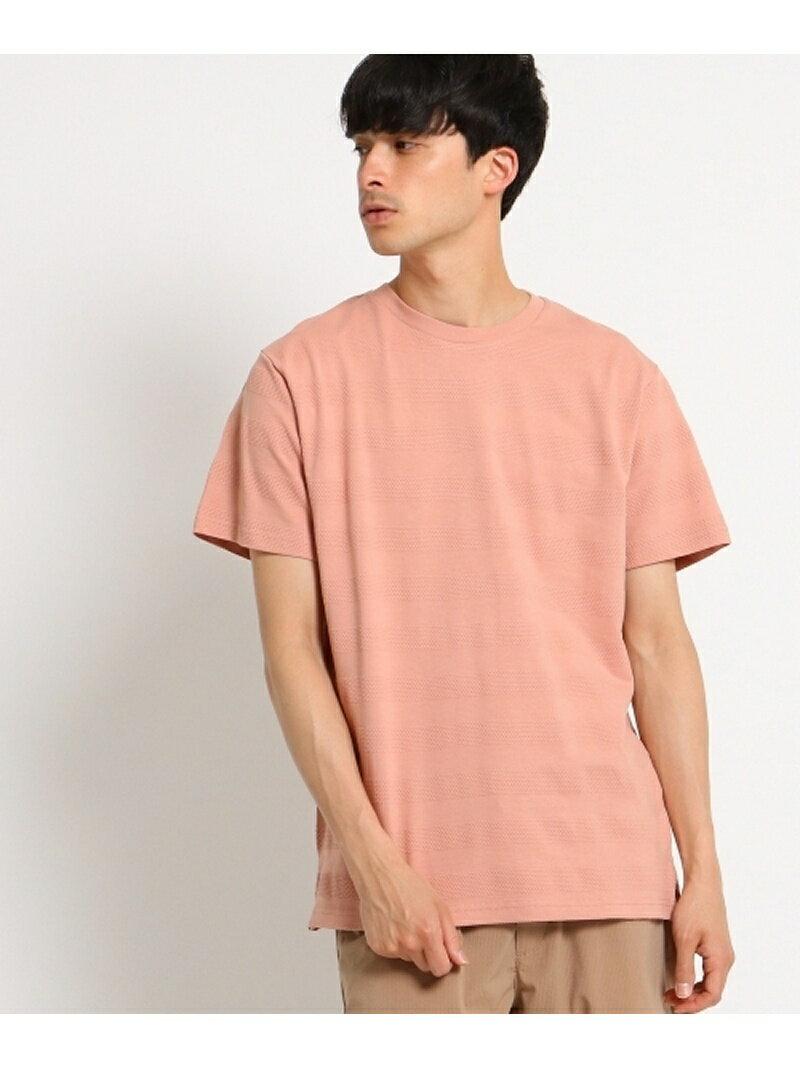 BASE CONTROL Tシャツ クルーネックTシャツ ボーダー ベース ステーション カットソー【送料無料】