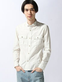 【SALE/50%OFF】TETE HOMME TETE HOMME/(M)ミリタリーシャツ テットオム シャツ/ブラウス【RBA_S】【RBA_E】【送料無料】
