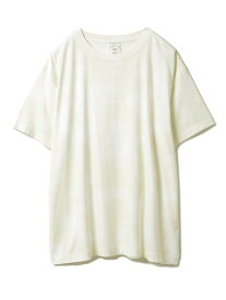 【SALE/30%OFF】gelato pique タイダイプリントTシャツ ジェラートピケ インナー/ナイトウェア ルームウェア/トップス ホワイト イエロー ピンク