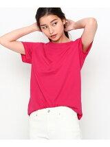 コットンクルーTシャツ