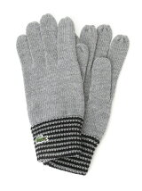 (M)ボーダーカフス手袋