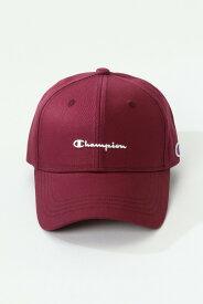 ikka Championコットンツイルキャップ イッカ 帽子/ヘア小物 帽子その他 レッド ブラック ブルー ベージュ