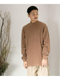 SENSE OF PLACE 【別注】GoodwearワッフルモックTシャツ センス オブ プレイス カットソー【送料無料】