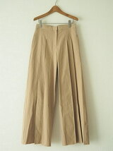 Pleats Chino PT