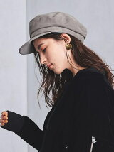 <KIJIMA TAKAYUKI (キジマ タカユキ)> マリン キャップ