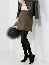 ●JOC 17FW PE 台形ポケットスカート
