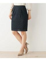 ラッセルレースタイトスカート
