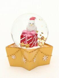 Afternoon Tea クリスマススノードーム アフタヌーンティー・リビング 生活雑貨 生活雑貨その他 レッド