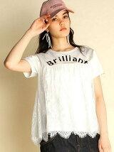 レースコンビBrilliant Tシャツ