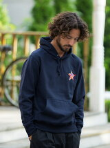 rehacerSTAND:Flower Star HW Sweat PK