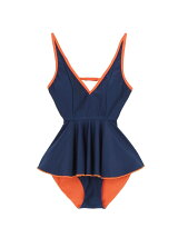 Silvia Two-piece Swim Dress