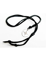 *Sun Plate Necklace/電波塔,Peacemark