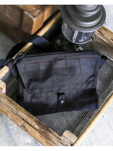 "BRIEFING×BEAMS PLUS / 別注 ""Fleet Messenger Bag"""