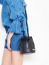 LEATHER MINI SHOULDE
